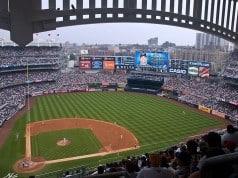 Apple iPad banned Yankee Stadium