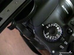 Canon T2i settings
