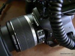 Canon T2i kit lens: A good start
