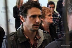 James Franco arrives for 127 Hours premiere at the Mill Valley Film Festival