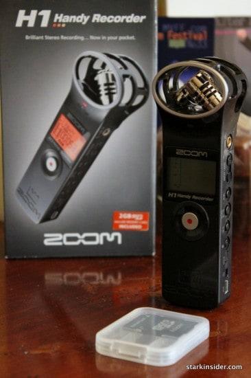 Zoom H1 Handy Recorder
