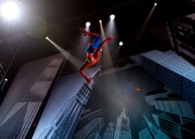 Spider-Man. Photo by Jacob Cohl.