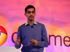 Google VP of Product Management Sundar Pichai. Photo: Engadget.com.