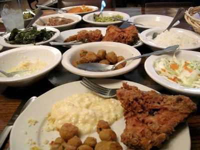 Southern faves at Smith House
