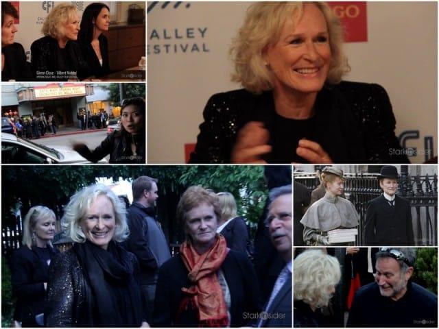 Glenn Close - Mill Valley Film Festival