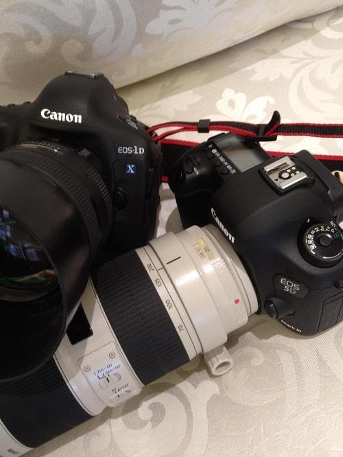 Canon DSLR rumors