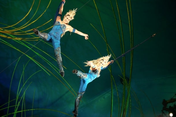 Amaluna - Cirque du Soleil, San Francisco Preview