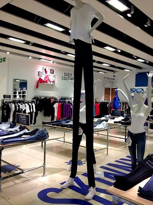 Selfridge's Concept Store