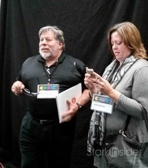 Steve Wozniak - Finding the Next Steve Jobs at C2SV tech conference