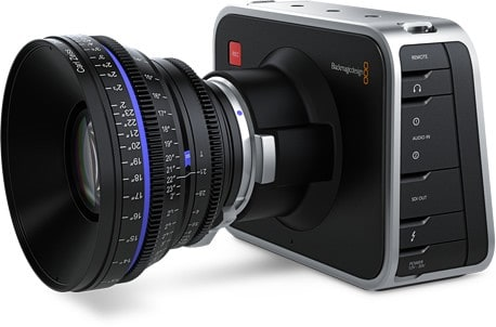 Blackmagic Cinema Camera: At only $1,995 and with the ability to record at 2.5K resolution RAW, it has shaken up the indie filmmaking market.