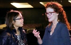 Loni Stark with Karen MacNeil - Wine Interview