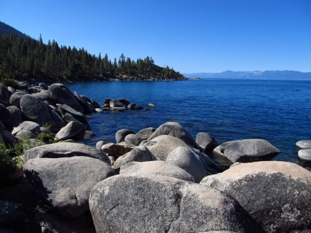 Lake Tahoe beckons.