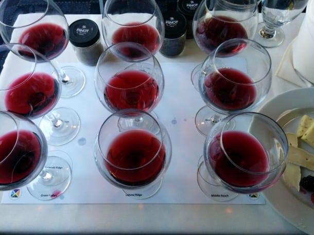 Pinot Classic Wine Tasting Seminar