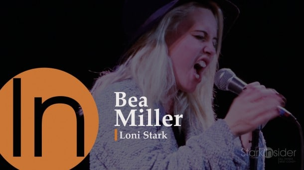 Bea Miller - Young Blood at Live in the Vineyard