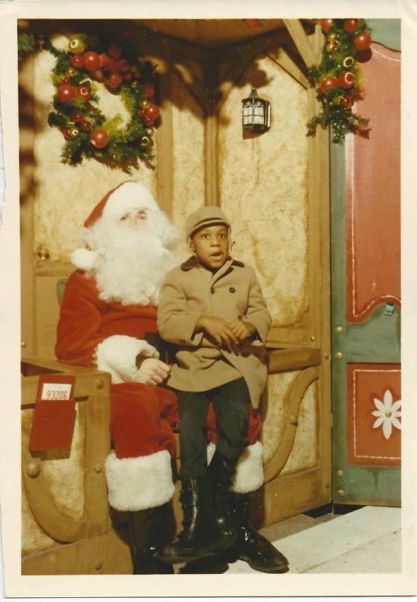 Brian Copeland Christmas Show - Oakland Santa Claus