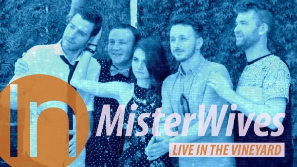 MisterWives - Live in the Vineyard concert Napa
