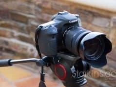Canon 18-135mm lens on Canon EOS 70D