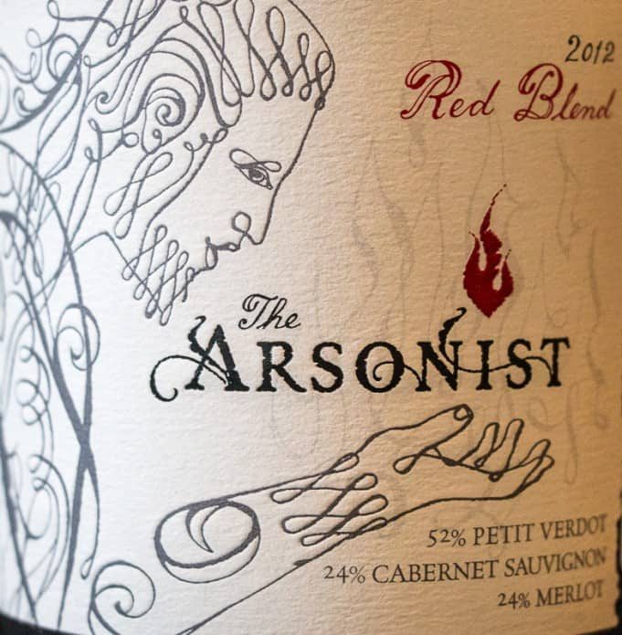 Matchbook Wine - The Arsonist Red 2012