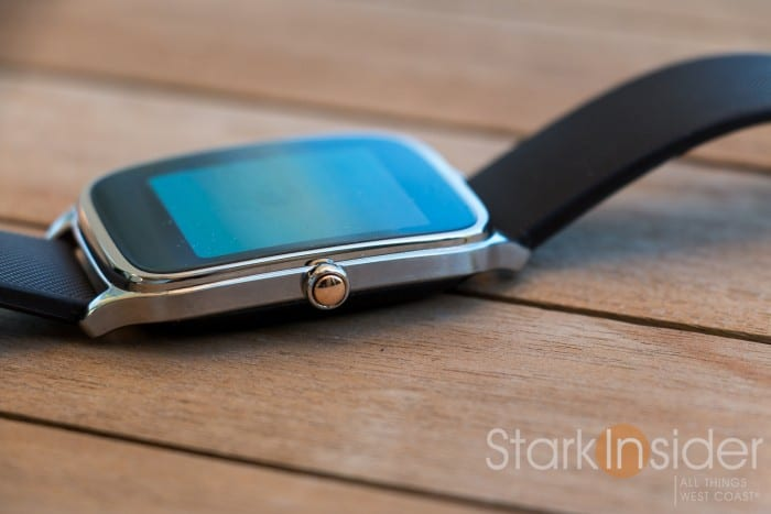 Asus ZenWatch 2 Android Wear - Review