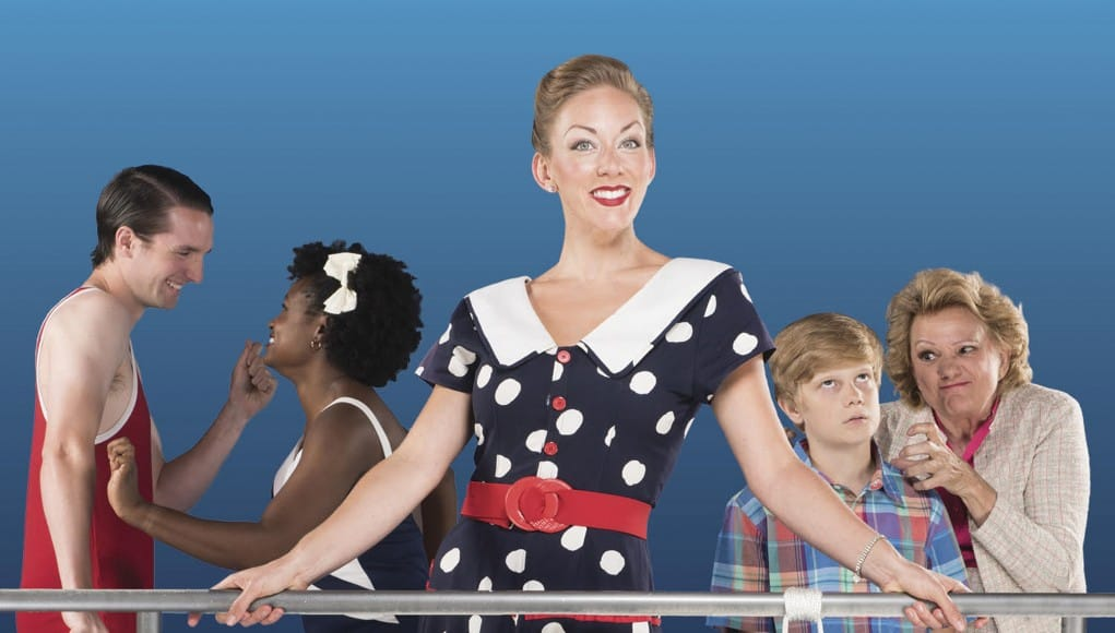 42nd Street Moon - Sail Away Theater Review