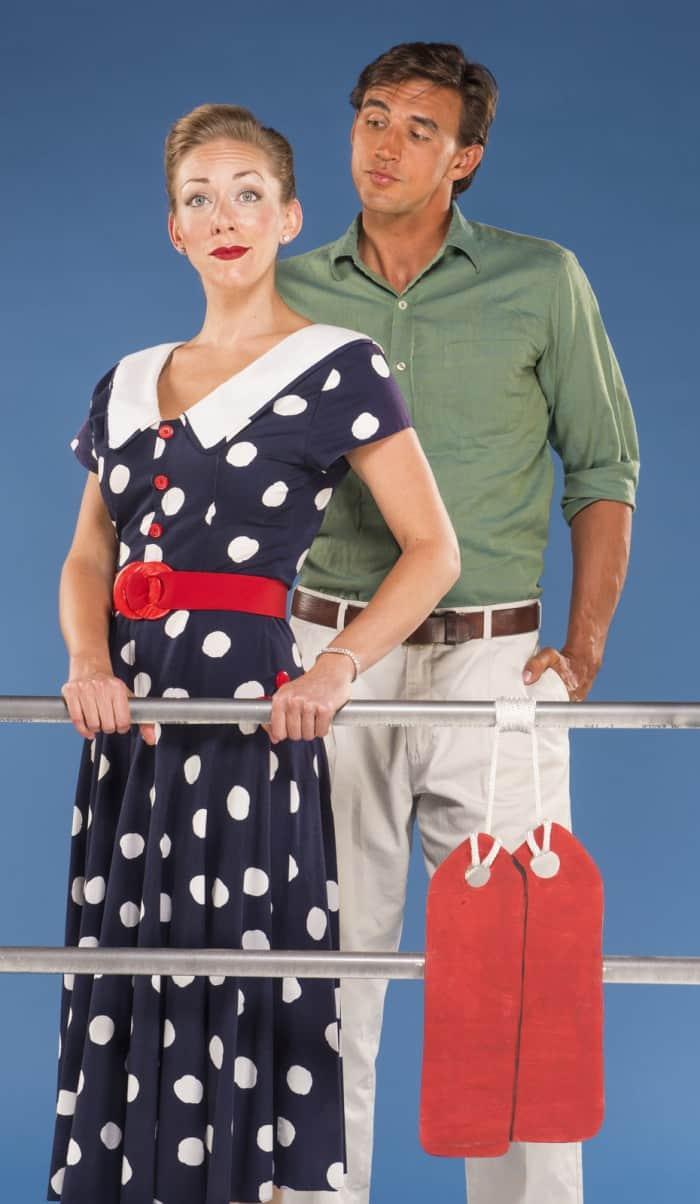 Sail Away - San Francisco Theater Review, 42nd Street Moon