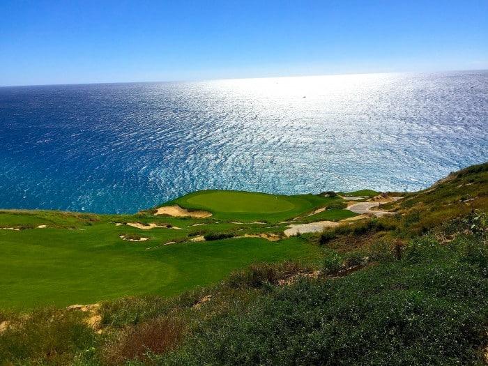 Glorious golf course, courtesy of Quivera Golf Club