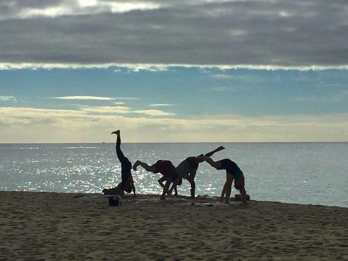 Boga on the beach, JRN