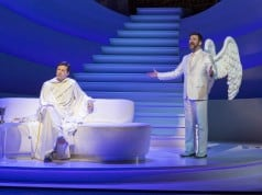 An Act of God San Francisco Review