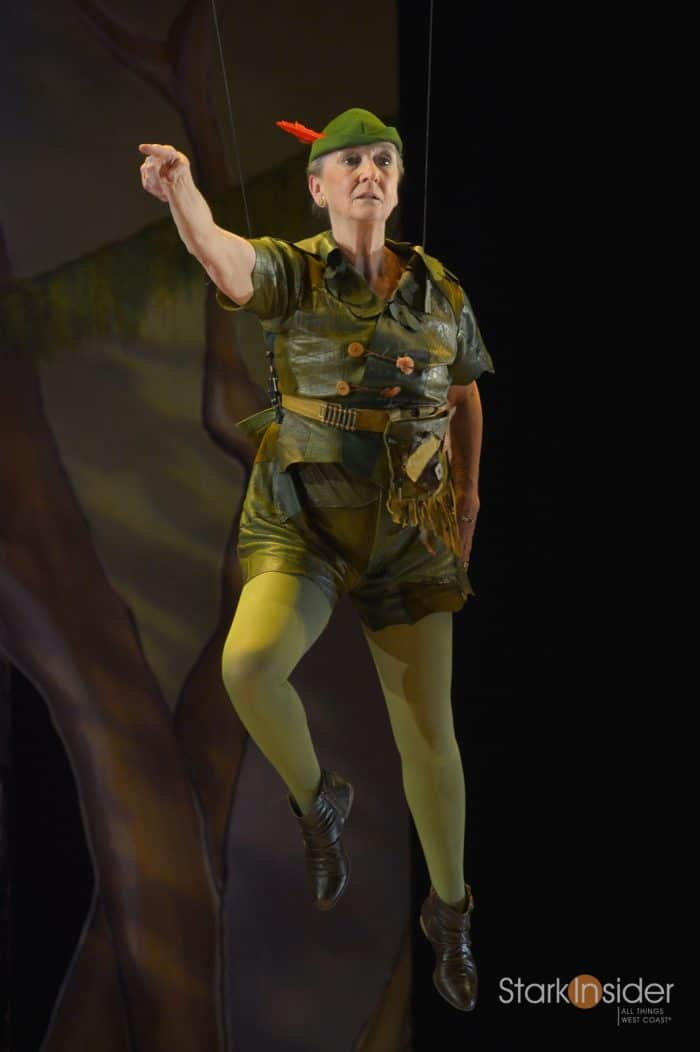 For Peter Pan on her 70th Birthday - Berkeley Rep - Review