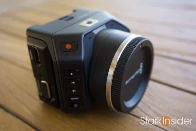 Blackmagic Micro Cinema Camera A Compact Winner For Capturing Filmic Footage Stark Insider