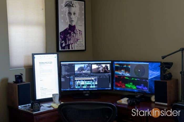 Stark Insider Edit Suite - The Neon Demon (of course!)