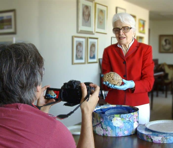 My Love Affair with the Brain: The Life and Science of Dr. Marian Diamond - Mill Valley Film Festival