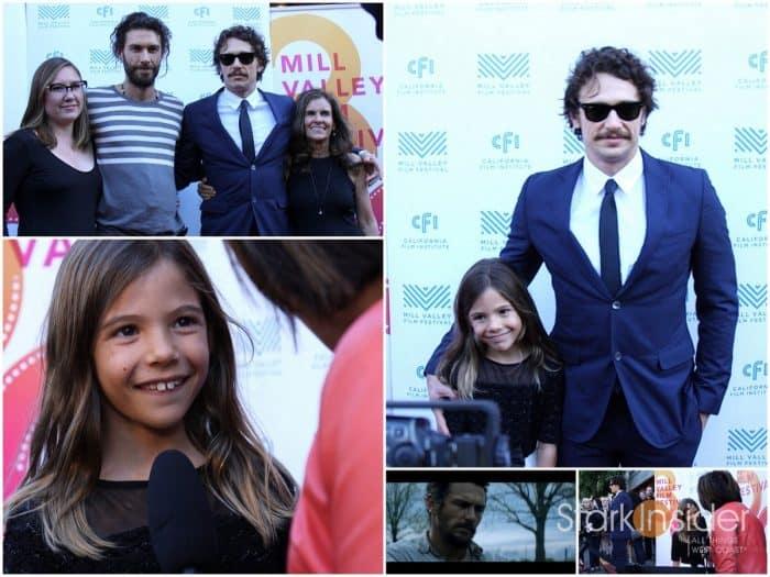 Loni Stark interview with James Franco, Lola Sultan