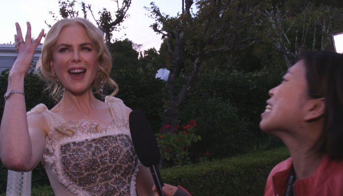 Nicole Kidman at Mill Valley Film Festival (Video Interview)