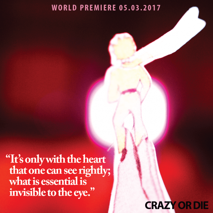 2. Crazy or Die The Little Prince