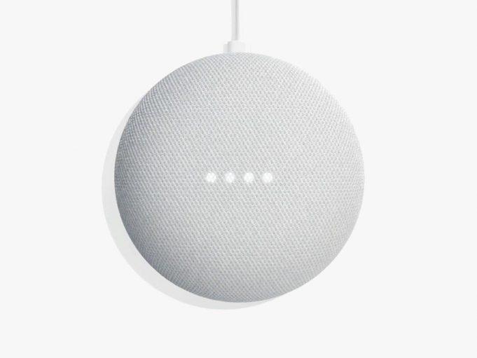 Google Home Mini sales help propel market share in smart speaker race against Amazon
