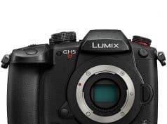 Panasonic (DC-GH5S) Lumix GH5s Body C4K Mirrorless Camera with High Sensitivity Mos Multi-Aspect 10.2 Megapixels Sensor, Black