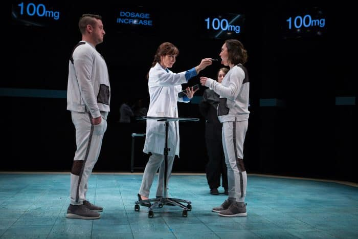 San Francisco Playhouse - The Effect - Theater Review
