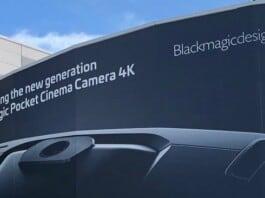 Blackmagic Pocket Cinema Camera 4K news update