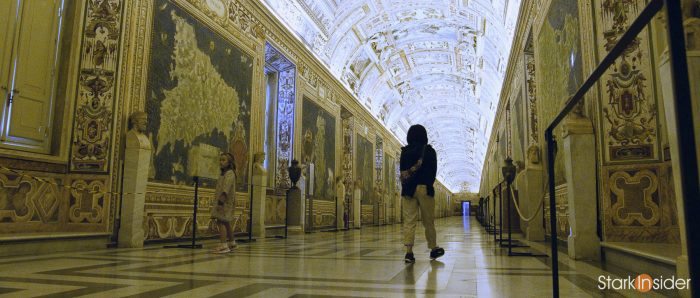Vatican Museums Gallery of Maps