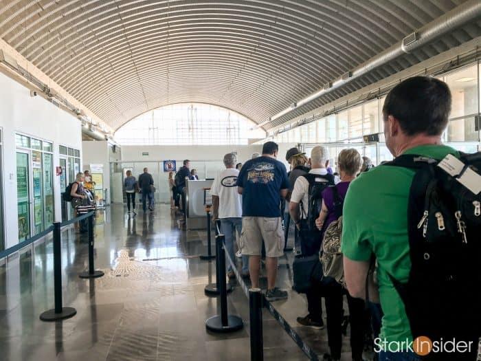 Airport terminal - Loreto, Baja California Sur