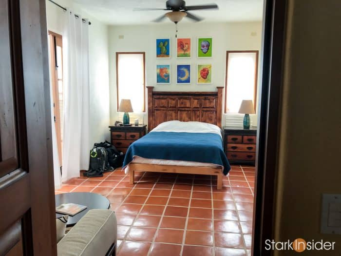 Bedroom in Loreto Bay casa