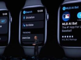 Apple announcements watchOS WWDC 2019 San Jose