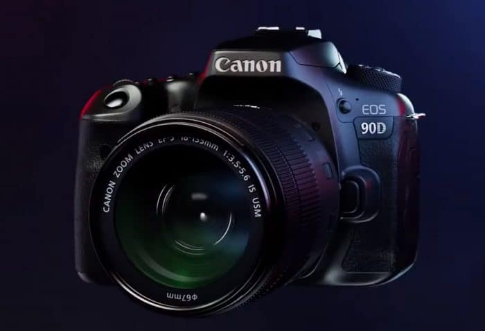 Canon EOS 90D or Canon EOS R5 - that is the question
