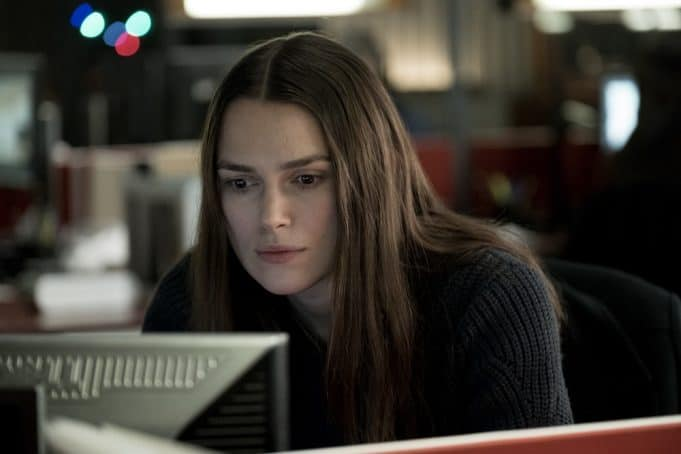 OFFICIAL SECRETS - Film Review- Keira Knightley