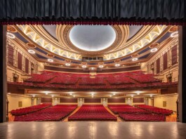 BroadwaySF Golden Gate Theatre - San Francisco