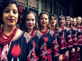 In Review: Kitka Women's Vocal Ensemble in San Francisco