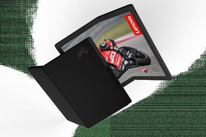 Lenovo ThinkPad X1 Foldable PC - CES 2020
