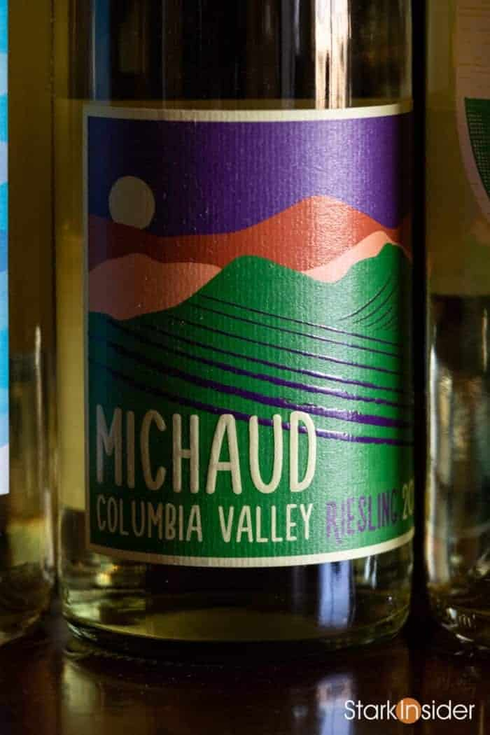 Naked Wines Review - Michaud - Columbia Valley - Reisling