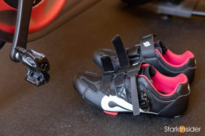 Peloton Top 10 Best Accessories: Extra pair of cycling shoes with Look Delta cleat
